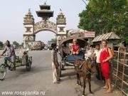 Непал, граница 1