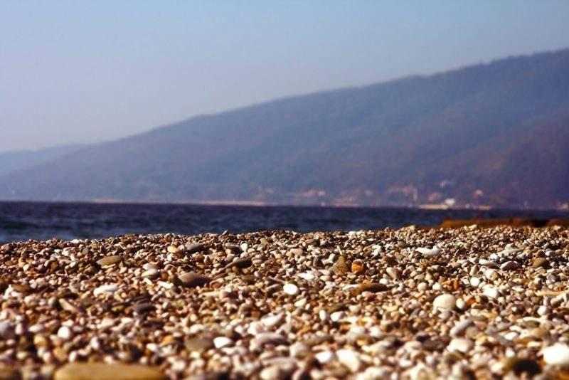 абхазия гагры пляжи фото