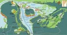 карта Игуасу