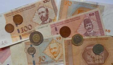 Национальная валюта Боснии и Герцеговины