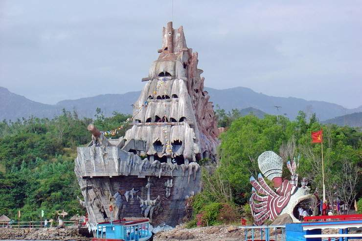 Аквариум Чи Нгуен, Нячанг, Вьетнам