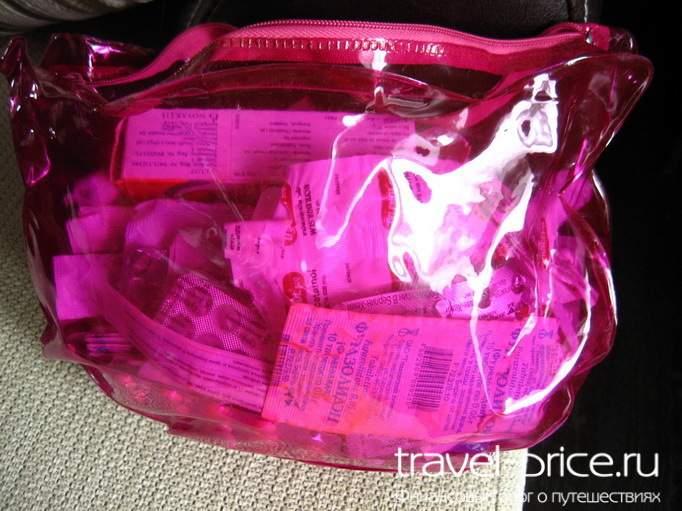 Какие лекарства взять в Тайланд