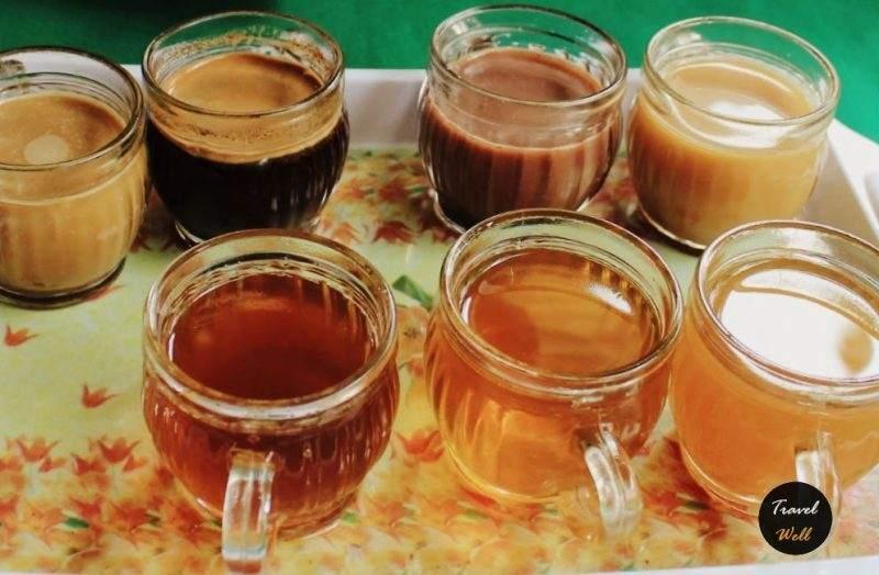 Лимонный чай на Бали