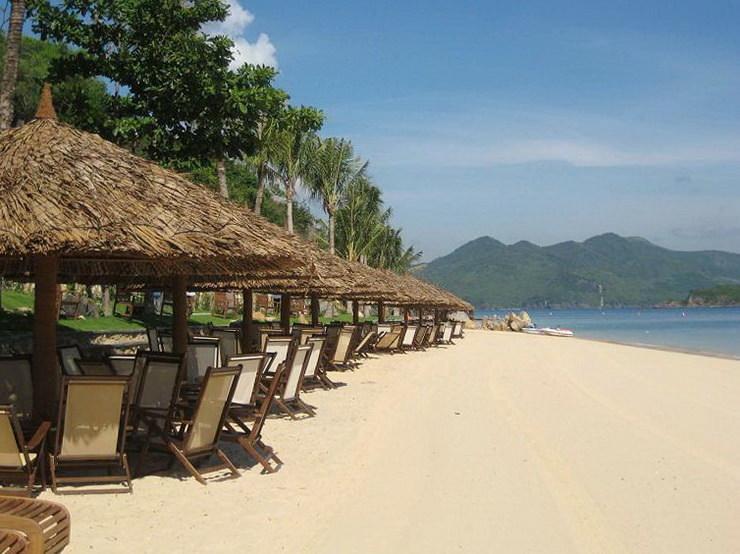 Остров Хон Там, Нячанг, Вьетнам