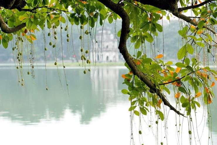 Озеро возвращенного меча, Ханой, Вьетнам