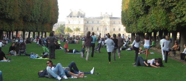 Туризм Люксембурга