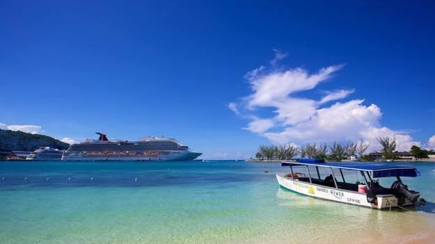 Пейзаж Ямайки