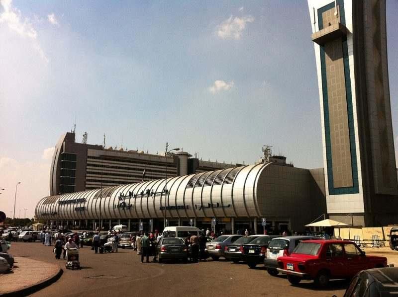 аэропорт Каир