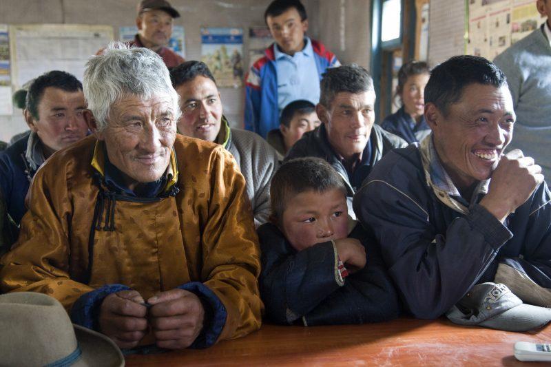 монгольские пастухи