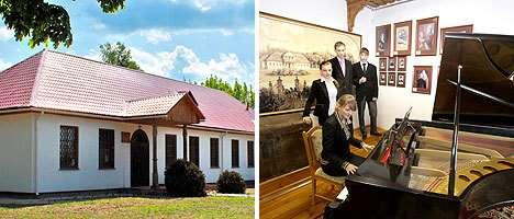 Музей Наполеона Орды в Вороцевичах