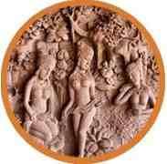 Картинка сувениры из дерева на Бали