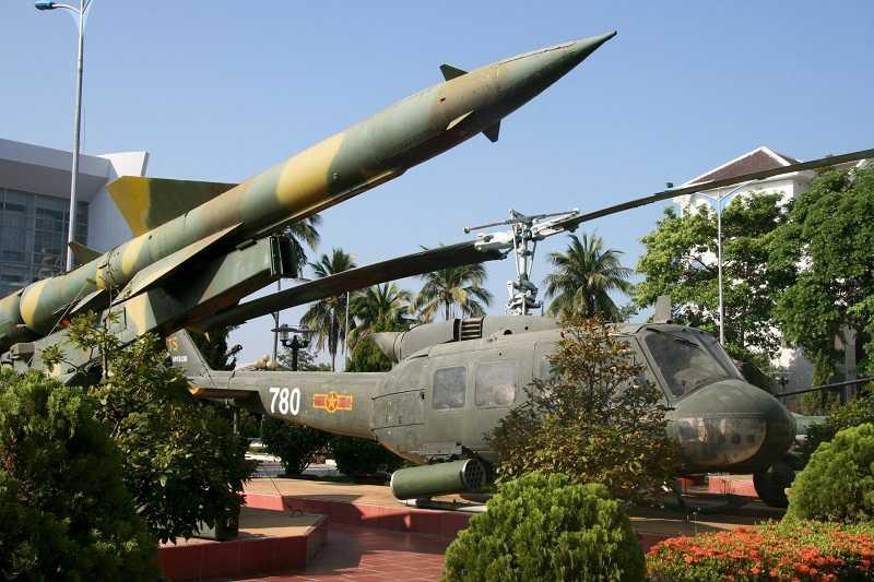Музей военных последствий Хошимина
