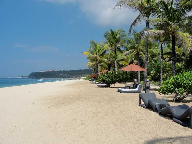 курорт Нуса Дуа Бали