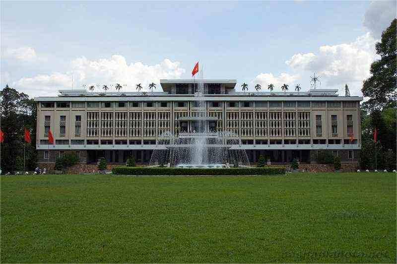 Хошимин Дворец Независимости