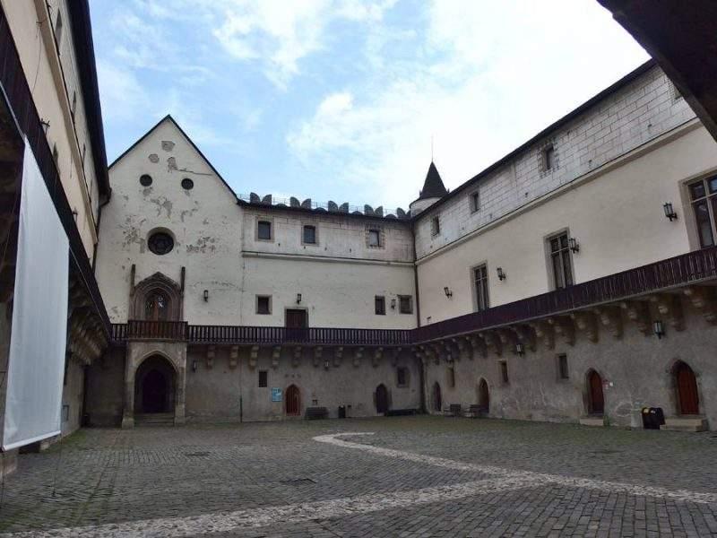 Зволенский замок, Словакия
