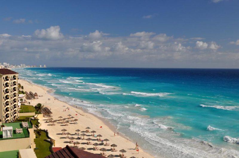 Курорт Канкун (Мексика)