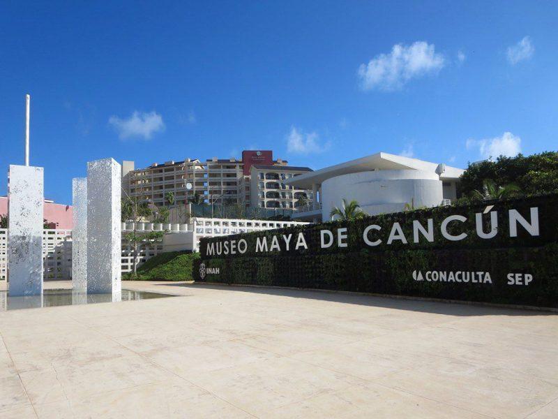 Музей Майя, Канкун