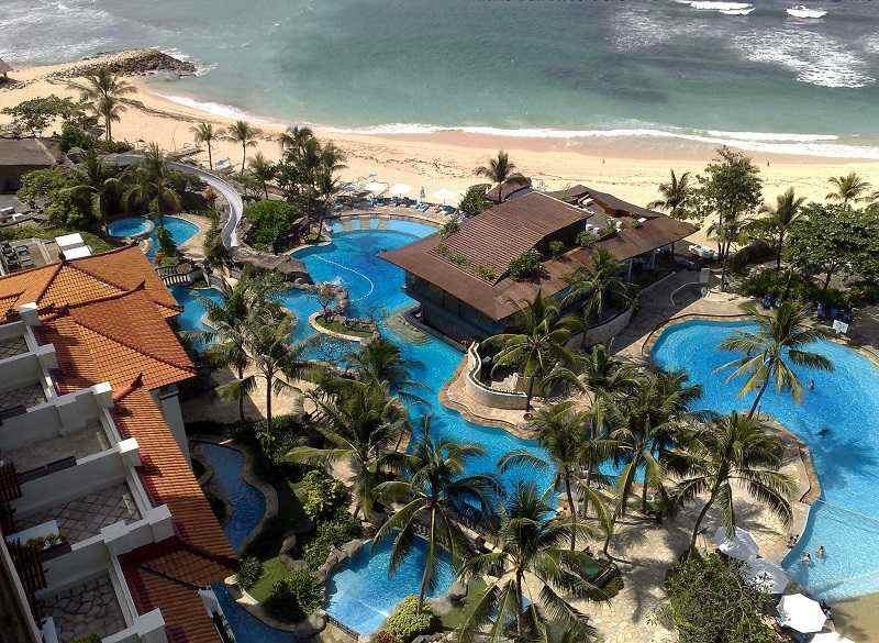 Курорт Нуса-Дуа отель Grand Hyatt