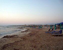 пляж Фарос, Пафос, Кипр