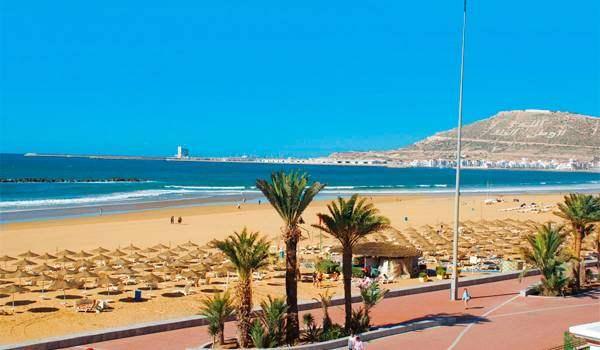 """""""Бог, Король, Страна"""" – именно так живет Марокко и Агадир"""