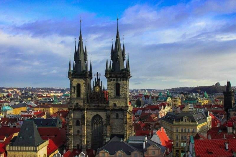 рестораны Праги