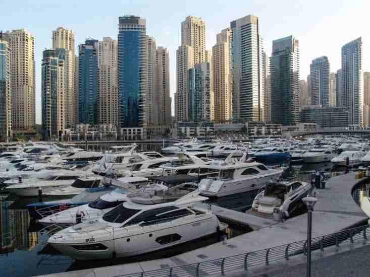 Прогулка в Дубаи