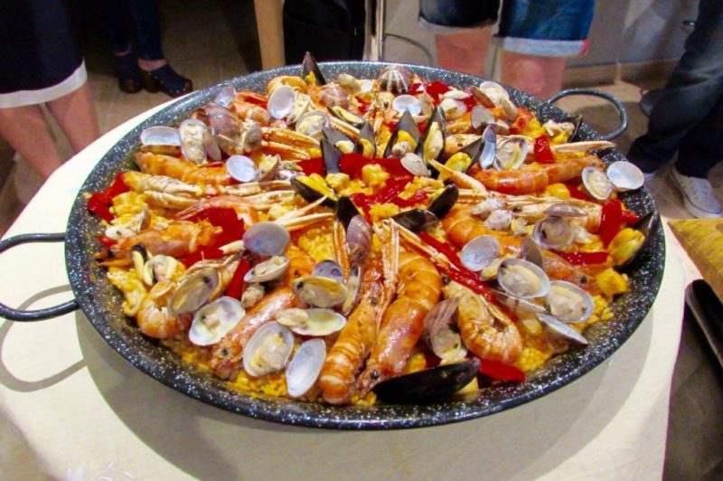 где недорого поесть в Барселоне