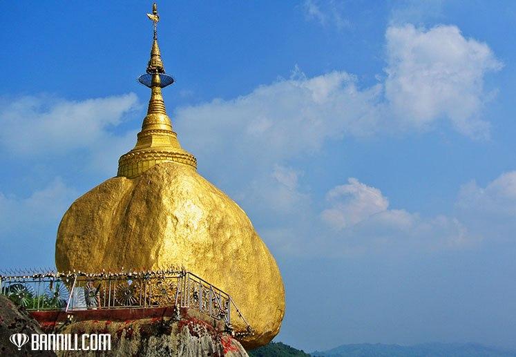 golden-rock-Мьянма