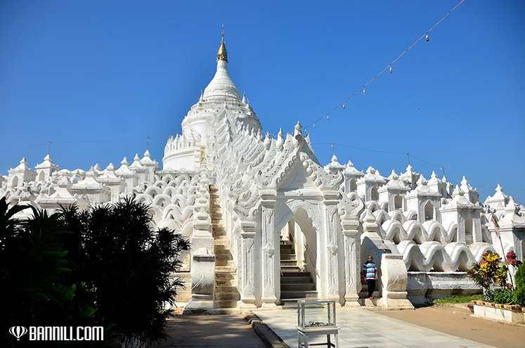Пагода Hsinbyume, Мингун