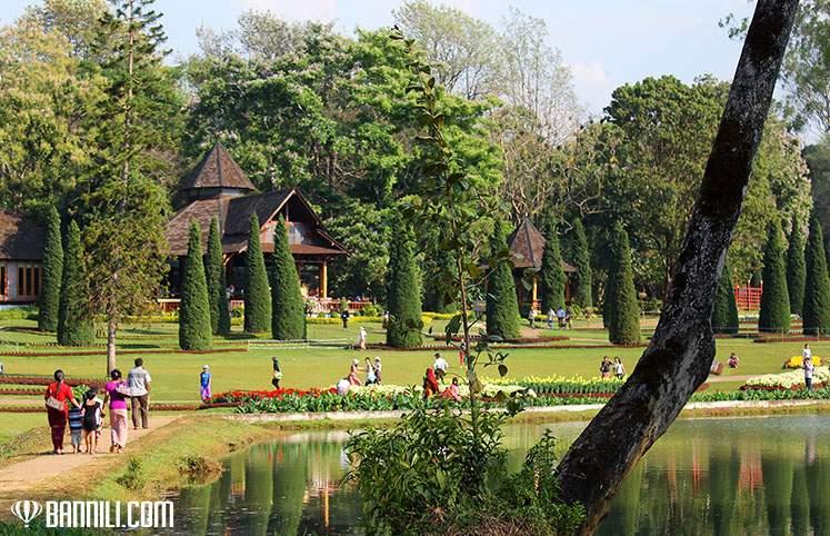 Kandawgyi-Gardens