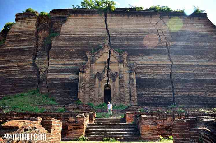 Пагода Мингун, Мьянма