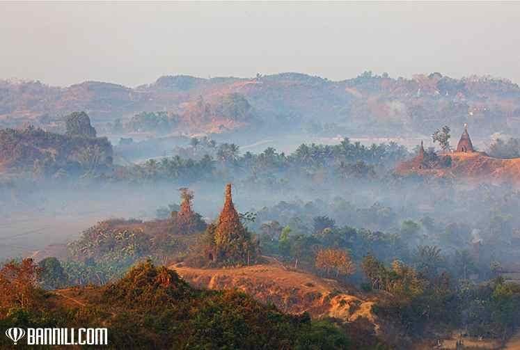 Мраук-У, Мьянма