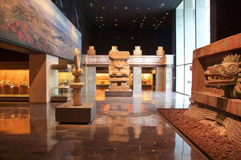 Музей антропологии, Канкун
