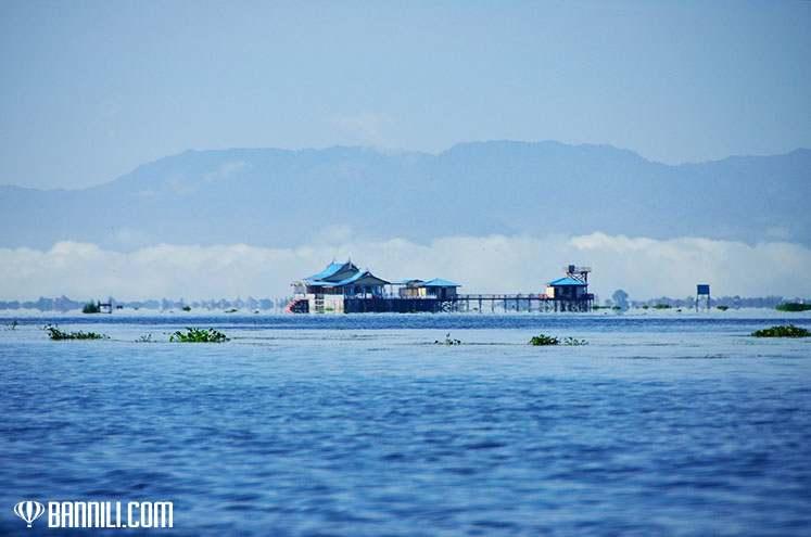 Озеро Инле, Мьянма