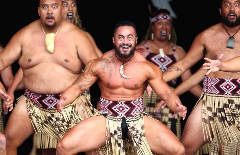 фото маори, коренного населения