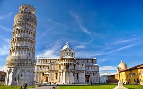 Ла Специя Италия исторические мечта: что посмотреть • ITALIATUT