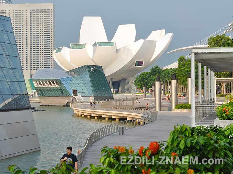 Самостоятельные прогулки по Сингапуру