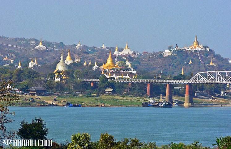 Сагайн холм, Мьянма