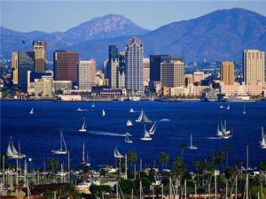 Сан-Диего - красивейший город в Калифорнии на побережье Тихого океана