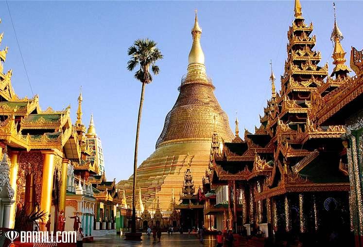 Shwedagon пагода, Янгон