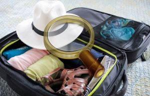 Пакуем чемоданы грамотно, чтобы ничего не разбилось
