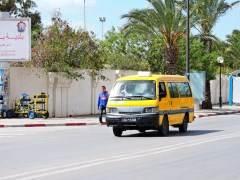 Маршрутки в Тунисе