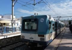 TGM и легкое метро Туниса