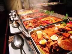 Еда в отелях Туниса