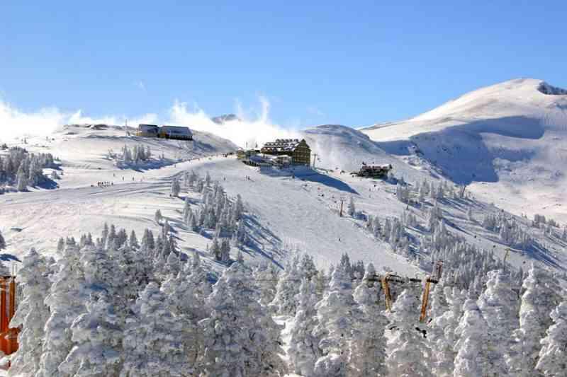 Где покататься на лыжах в Турции россиянам