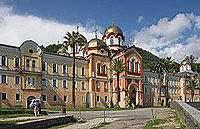 2014 Nowy Aton, Monaster Nowy Athos (06).jpg