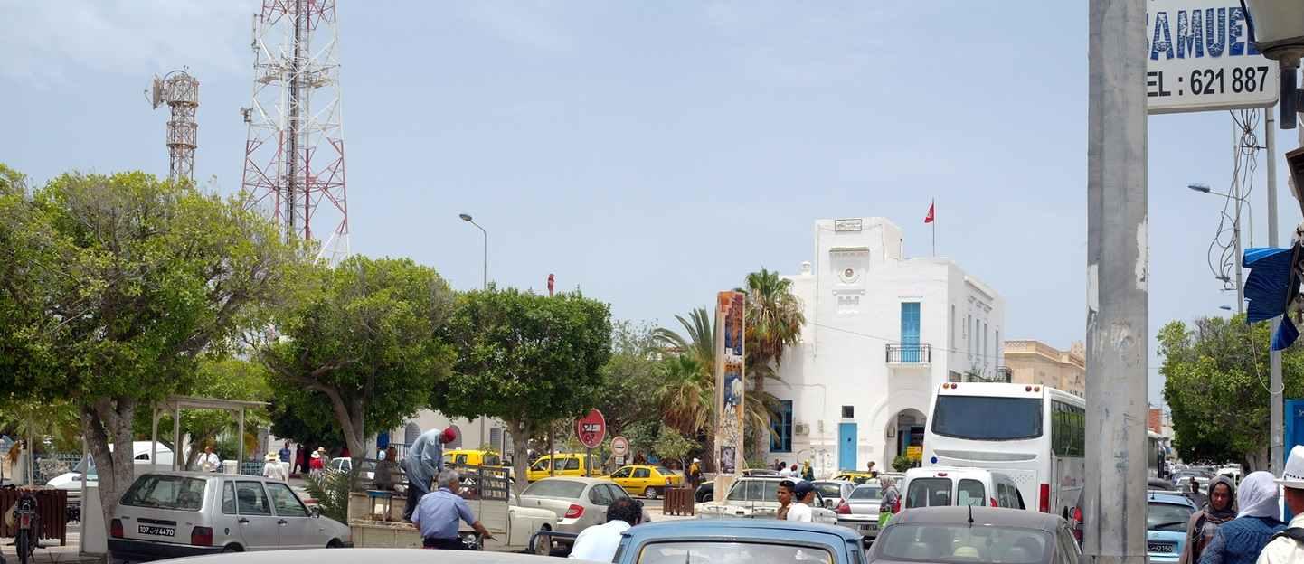 Достопримечательности острова Джерба (Тунис)