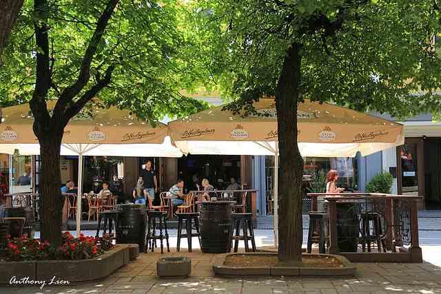 Где поесть в Каунасе