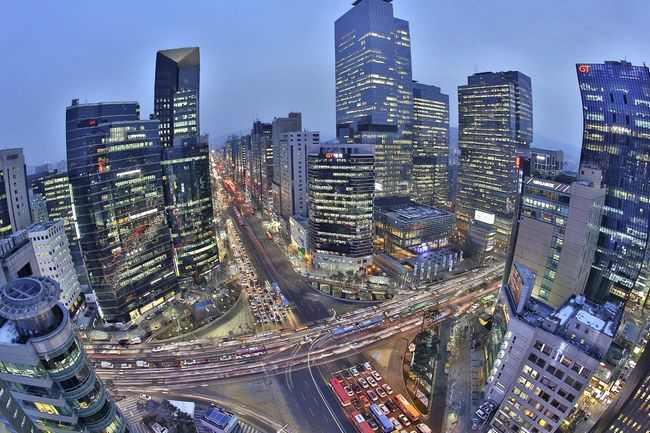 Gangnam Сеул