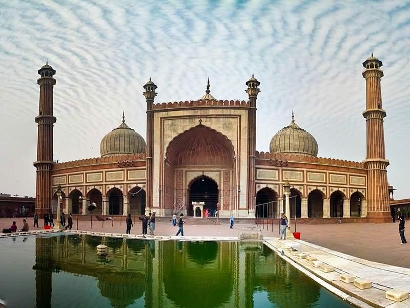 Столица Индии Дели